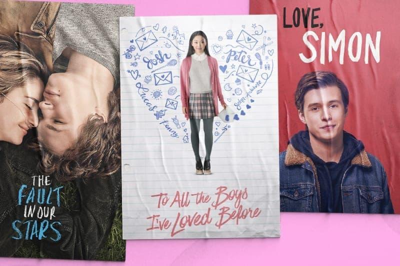 Filmovi najbolji tinejdžerski ljubavni Najbolji filmovi